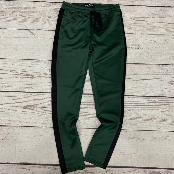Rebel Mind Track pants Hunter Green