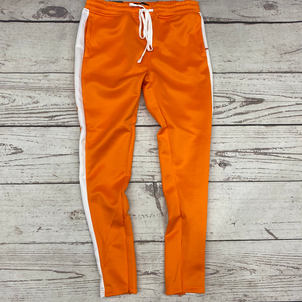 "Rebel Mind Track Pants orange white ""2020"""