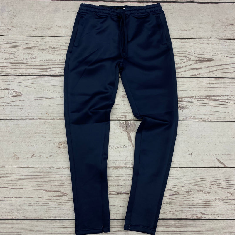 "Rebel Mind Solid Track Pants Navy Navy ""2020"""