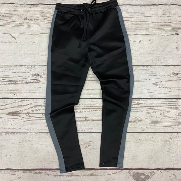 Rebel Mind Track Pants Black/ T