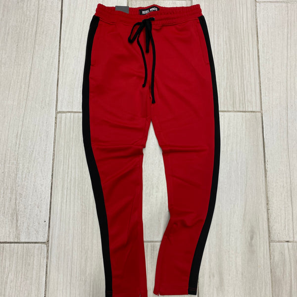 "Rebel Mind Track Pants Red/Black  ""2020"""
