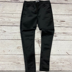 Rebel Mind Solid Track Pants Black Black