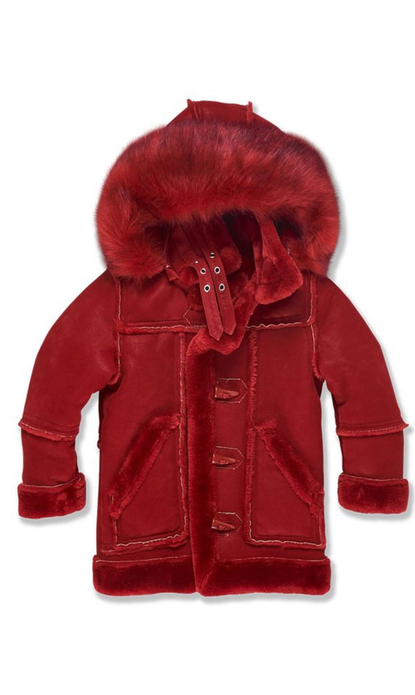 Jordan Craig KIDS  shearling Red  91400k 91445k