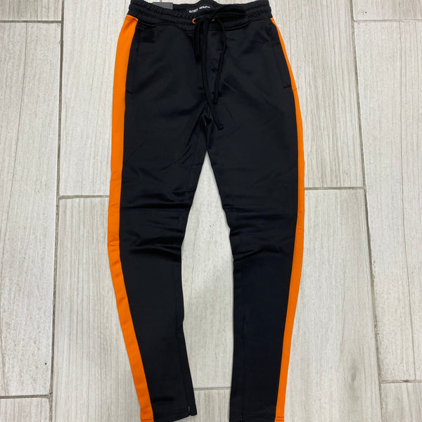 "Rebel Mind Track Pants Black/Orange ""2020"""