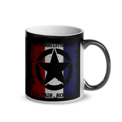 ACFT Red, White, and Blue Magic Mug