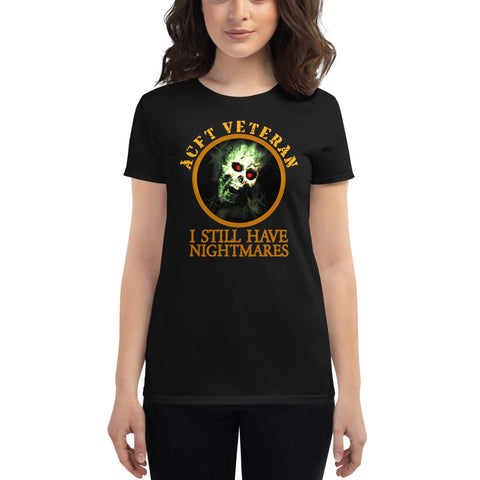 Nightmares Women's Short Sleeve T-Shirt