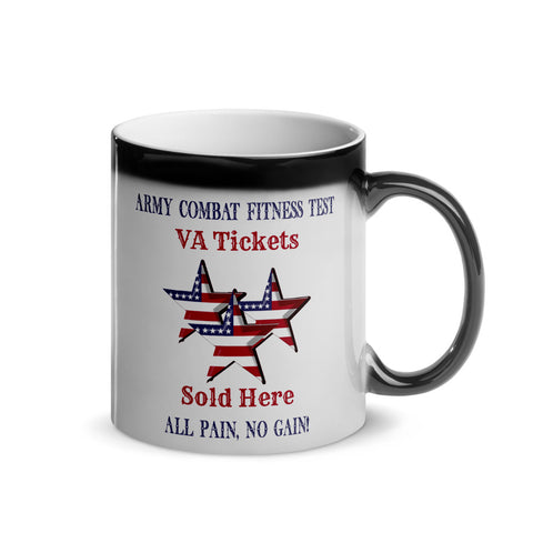 VA Tickets Sold Here Magic Mug