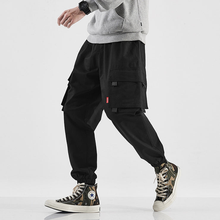 Japanese Loose Cargo Pants