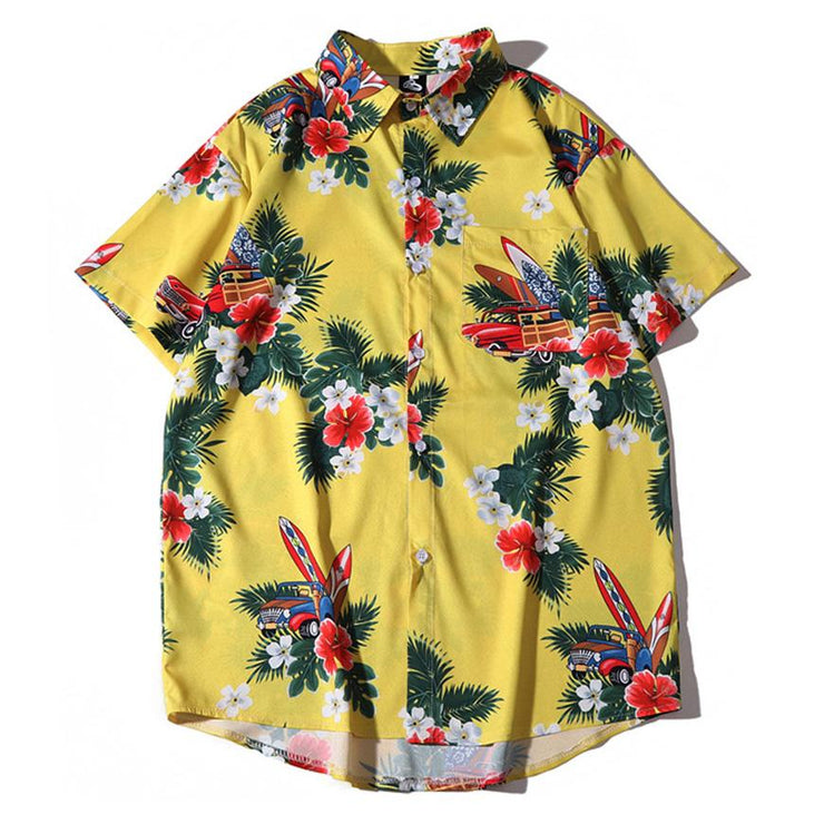 Colorful Summer Shirt