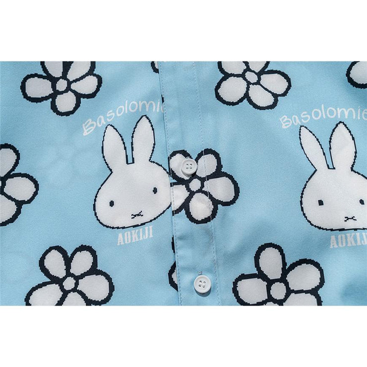 Rabbit Summer Shirt