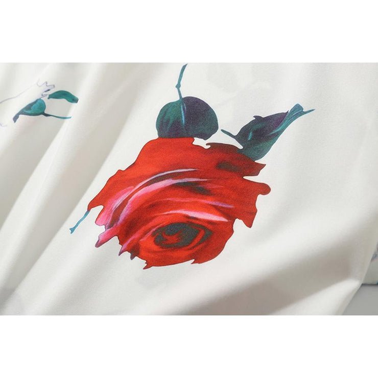 Rose Summer Shirt