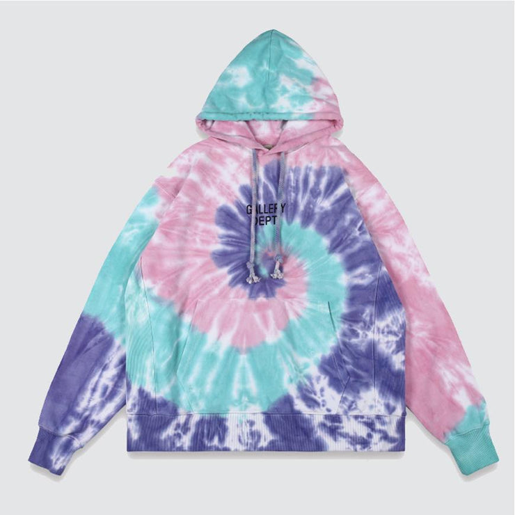 Spiral Colorful Sweatershirt