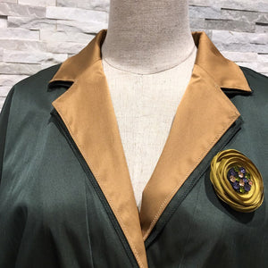 Clef Green Jacket