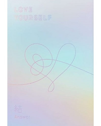 BTS LOVE YOURSELF 'ANSWER'