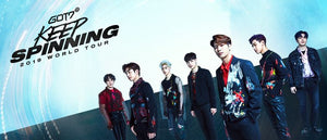 GOT7 - Mini Album Spinning Top