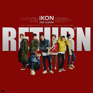 iKON - 2nd Album: Return