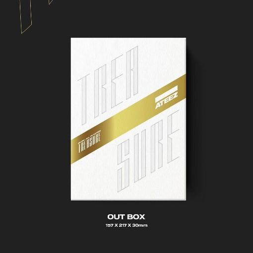 ATEEZ - Album Vol.1 [TREASURE EP.FIN : All To Action]