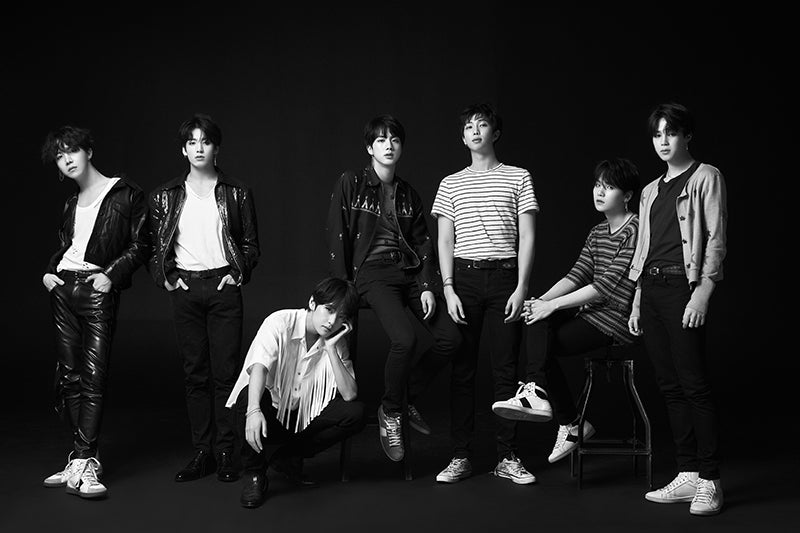 BTS LOVE YOURSELF 'TEAR'