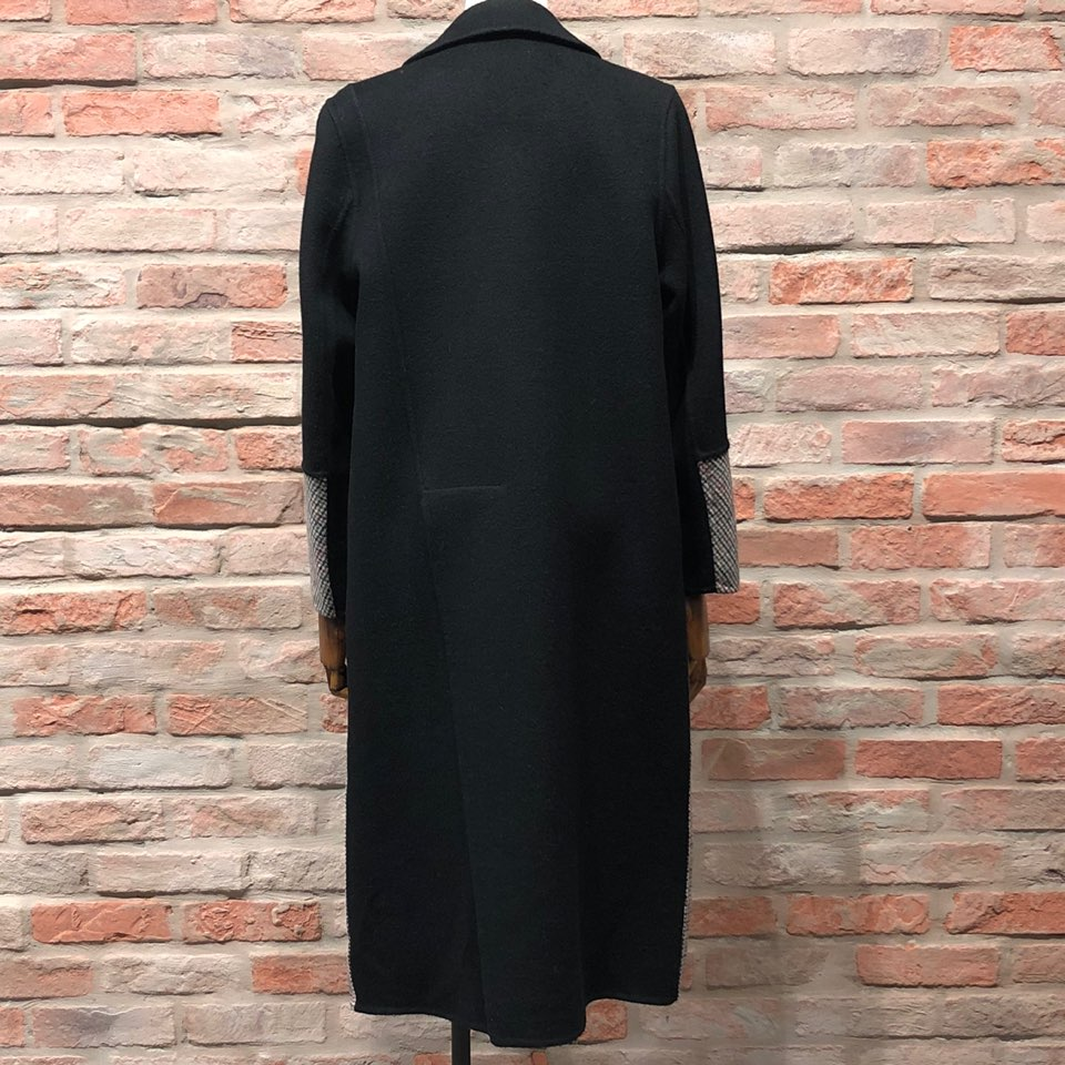 CLEF Hand Made coat