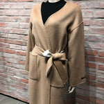 Shuni Double side Hand Made coat