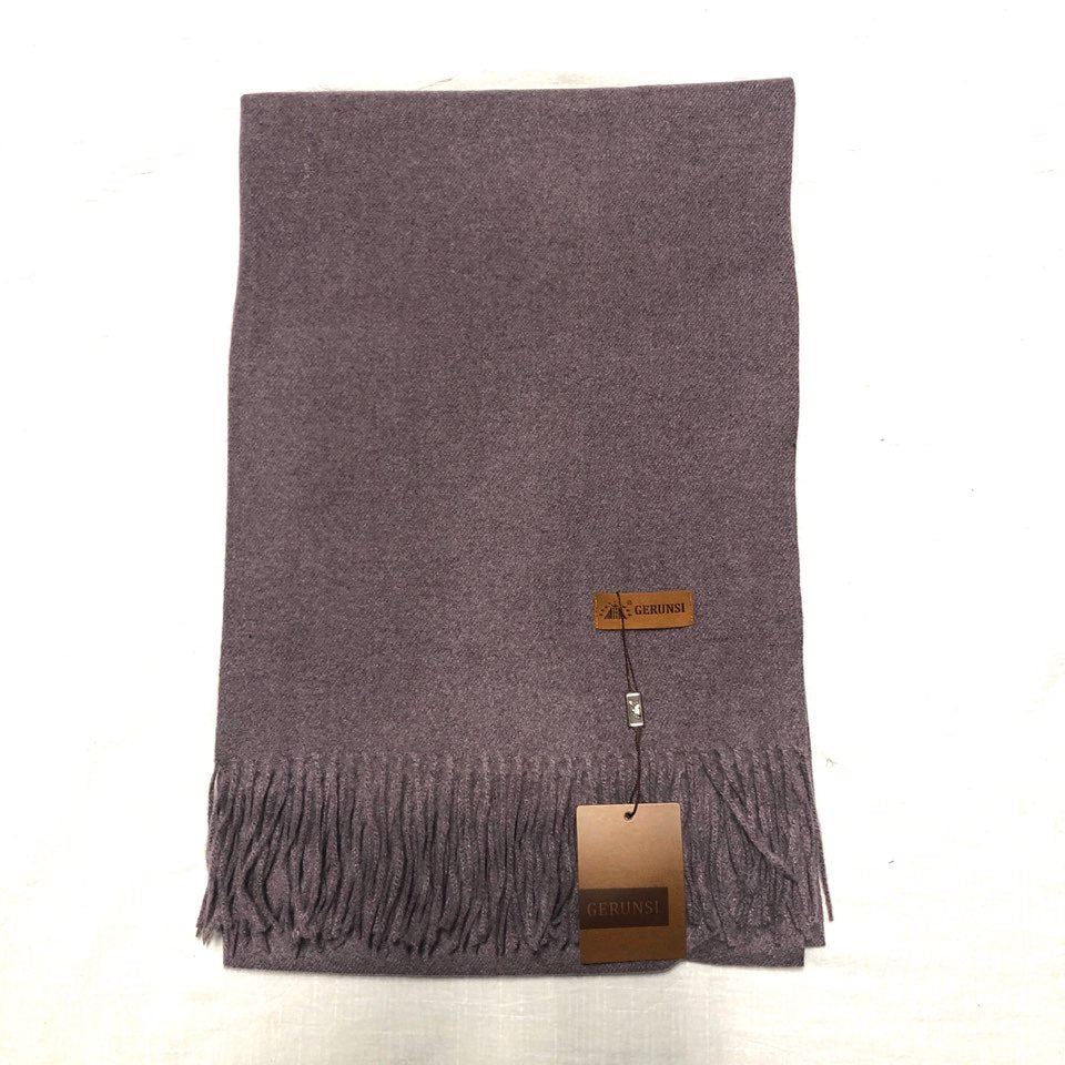 Gerunsi Scarf Brown Label