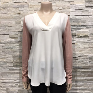 V Neck Top US brand