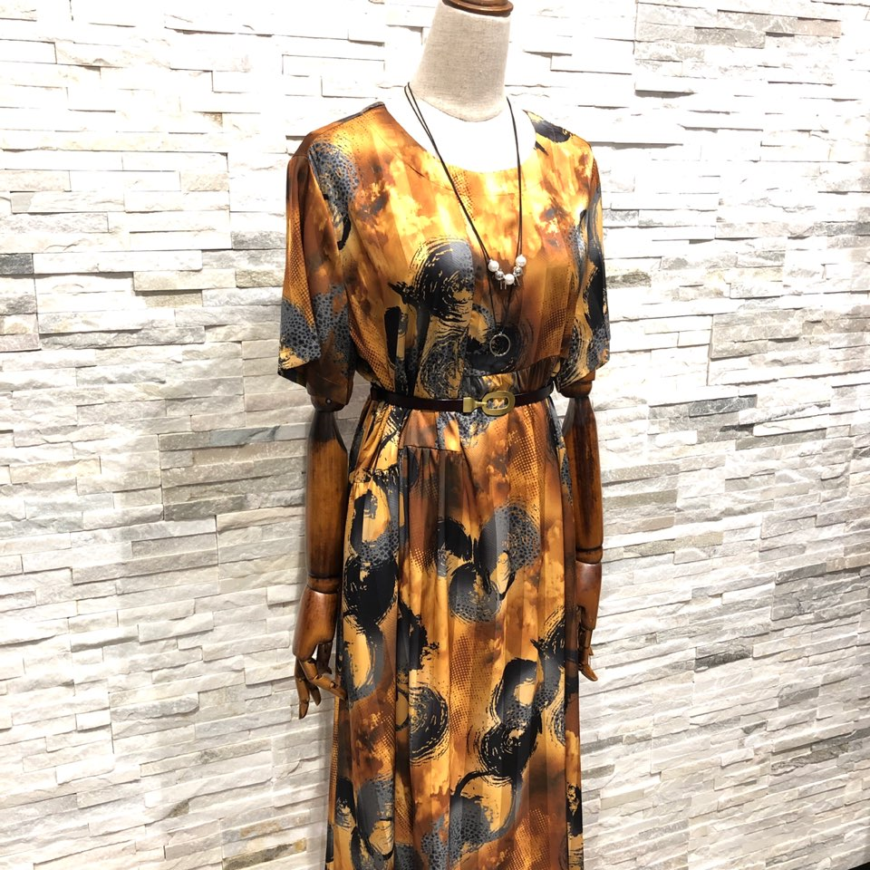Multi prints Dress