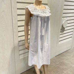 Sleep wear - Frill around neck line