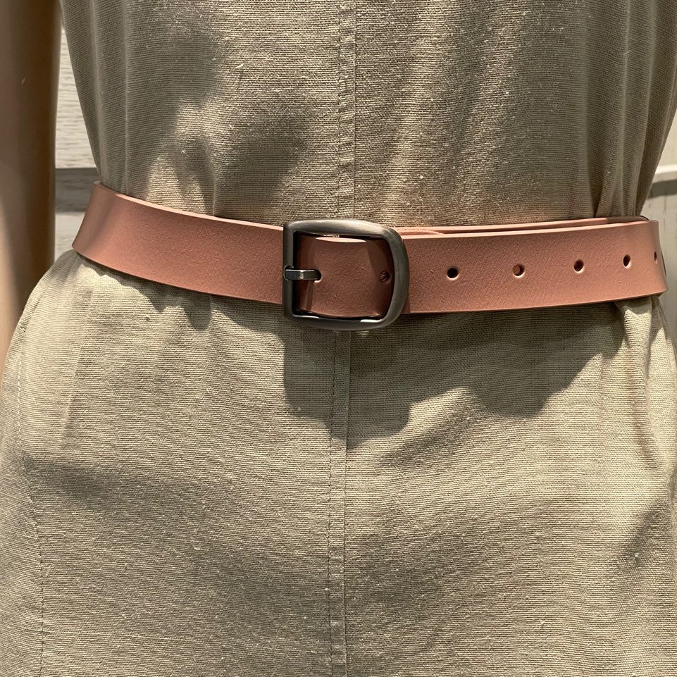 Leather Fashion Belt Casual