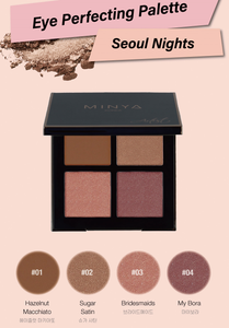 Minya Artist Eye Perfecting Palette