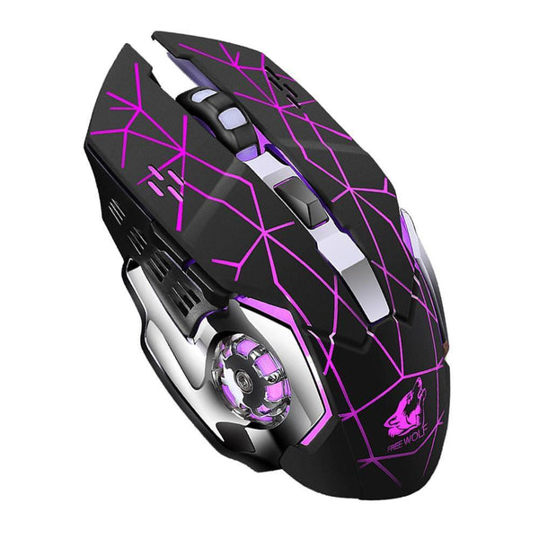 Silent Wireless Mouse  davione-jones.myshopify.com