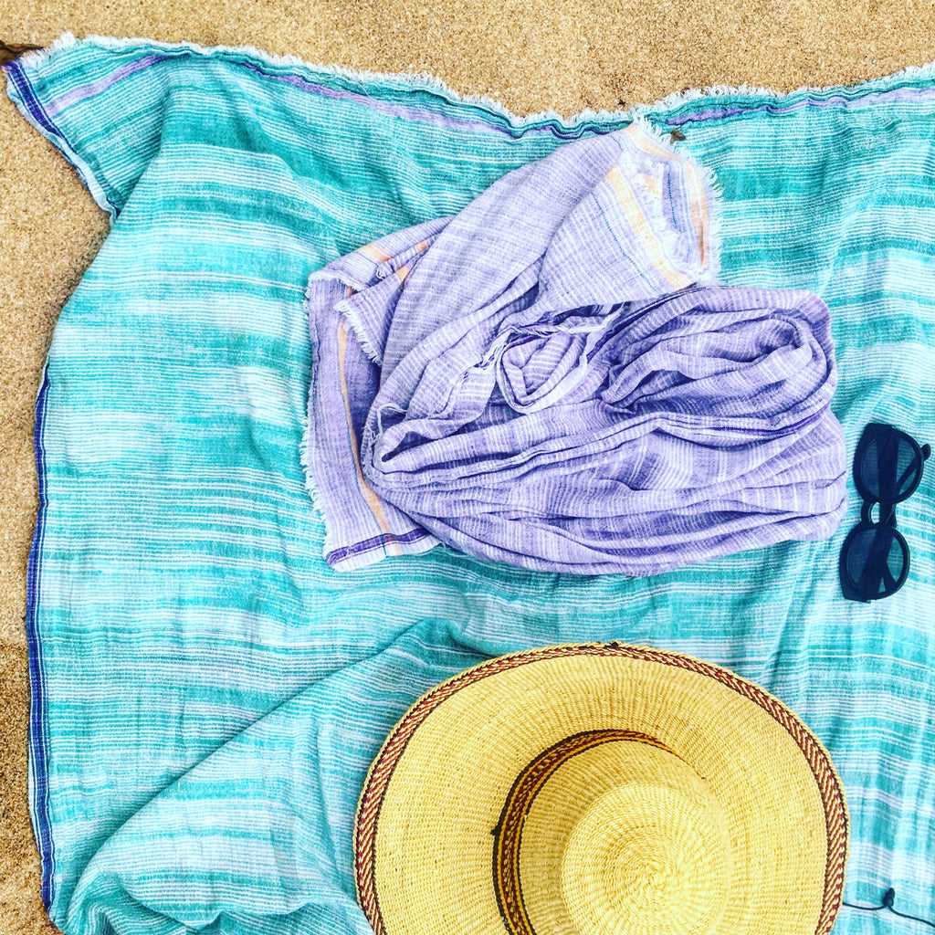 Khadi Beach Blanket