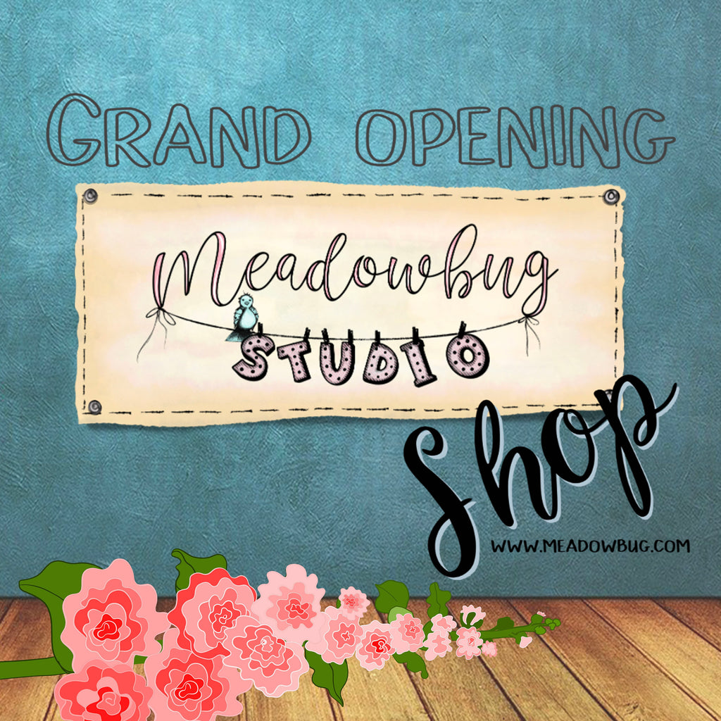 Meadowbug Studio Grand Opening!