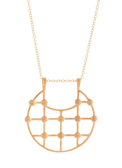 Sarah Mulder Jewelery Arya Necklace in gold