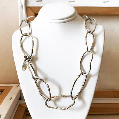 Joy Annett Entangled Link Necklace