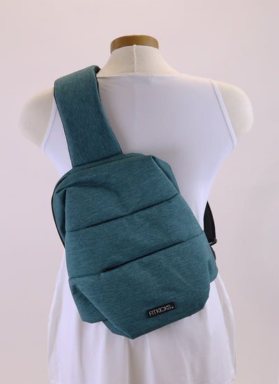 FITKICKS Backpack in green