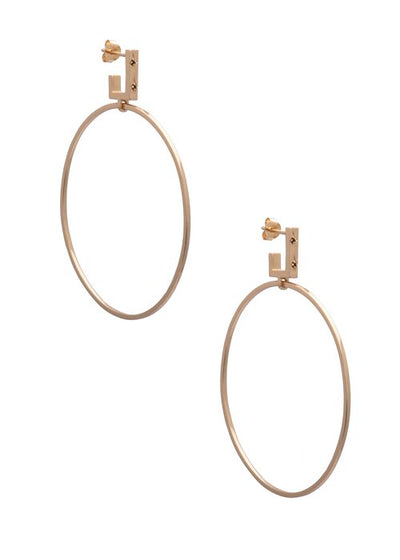 Sarah Mulder Remedy Large Hoops