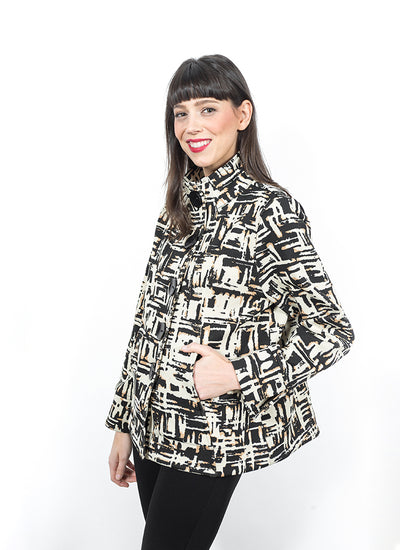 Shannon Passero Abril Swing Jacket