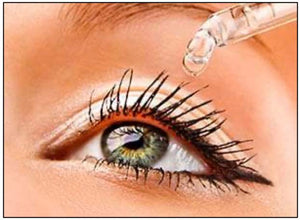 Dry Eye Drops & Lid Hygiene