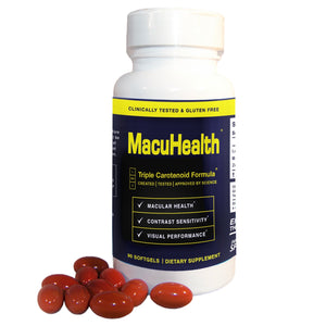 MacuHealth Eye Vitamins