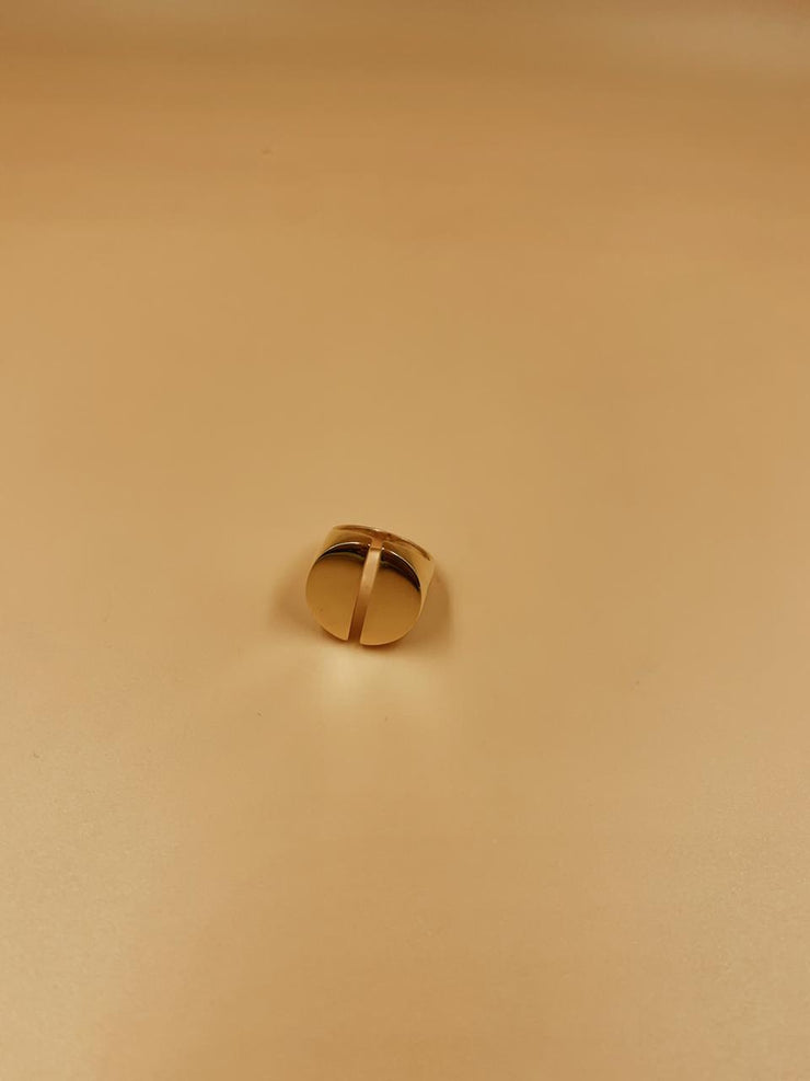 Divided Signet Ring