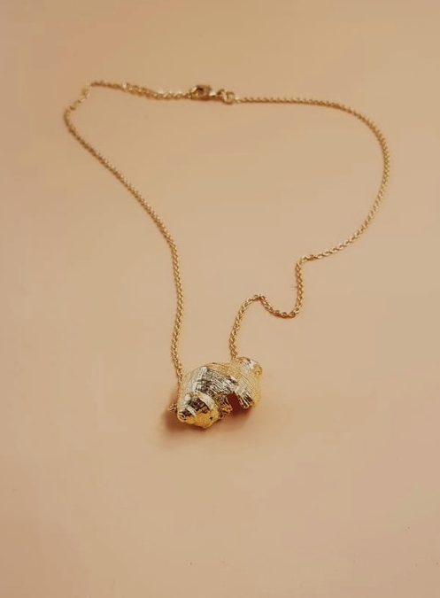 Conchita Conch Shell Necklace