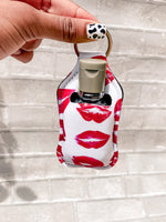 Lips Hand Sanitizer Holder