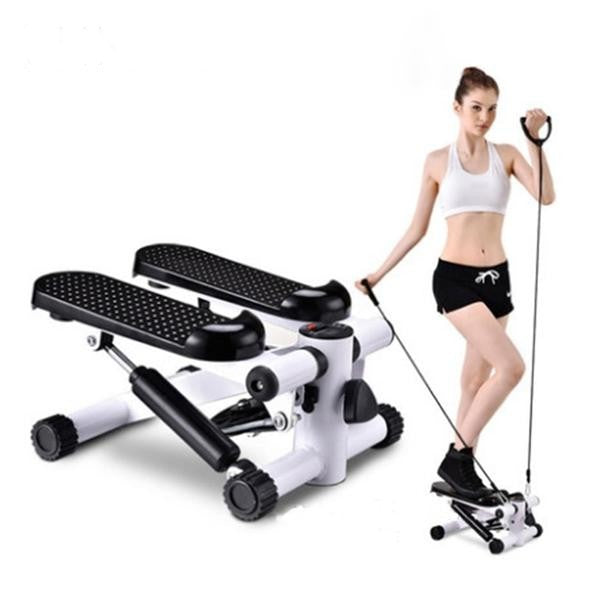 Multi-functional quiet home mini Steppers treadmill