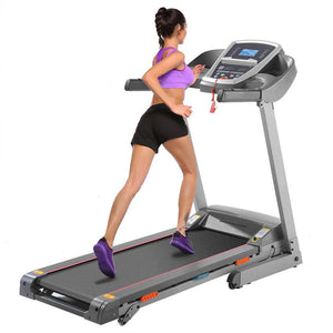 Multi function Electric Treadmill  Fitness Equipment