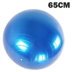 Fitness Yoga and Massage Ball for Pilates Workout .