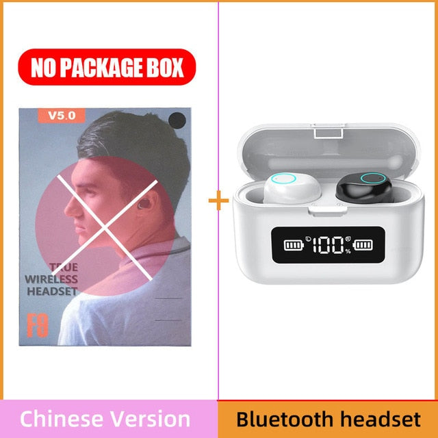 Wireless Bluetooth Earphone with Microphone