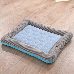 Summer Sleeping Cooling Mat  Pad for Dog  & Cats