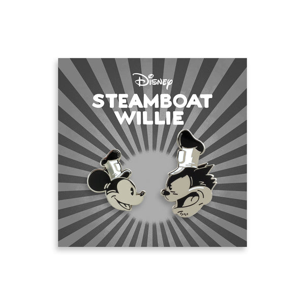 Steamboat Willie 2 Pin Set