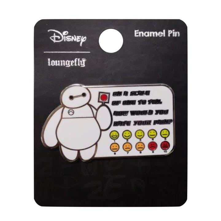 Baymax How do you feel Pin - Limited Edition of 600